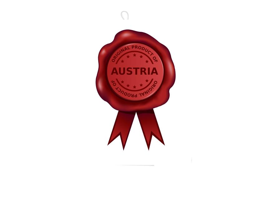 Handarbeit aus Österreich